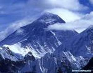 This is a picture of Mount Everest