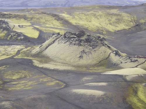 Another example of a Volcano in Iceland