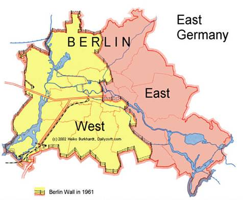 east germany during the post war years a brief history
