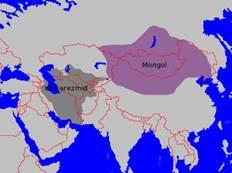 Mongols vs Khwarezmid