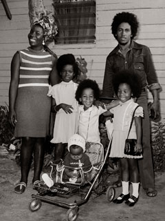 Bob Marleys children.