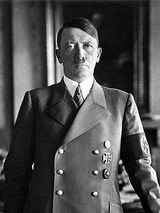 Hitler as Fuhrer