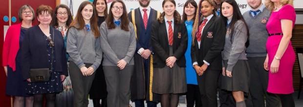 Maynooth University Access Programme Achievement Award Winners