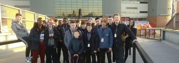 Manchester United School Trip